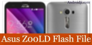 Asus Z00LD Flash File